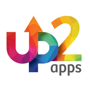 UP2 apps logo